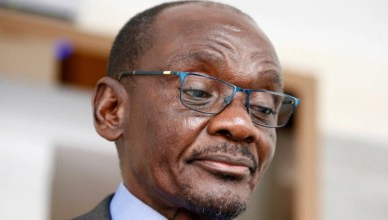 Zimbabwe Vice President Kembo Mohadi resigns amid sex scandal