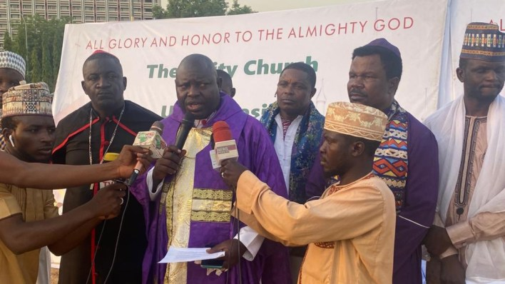 Insecurity: Inter-Faith group appeals to CAN, others to see President Buhari as leader for all
