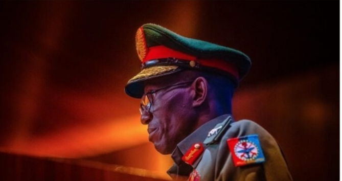 Irabor to troops: Buhari's mandate on improving security must be achieved