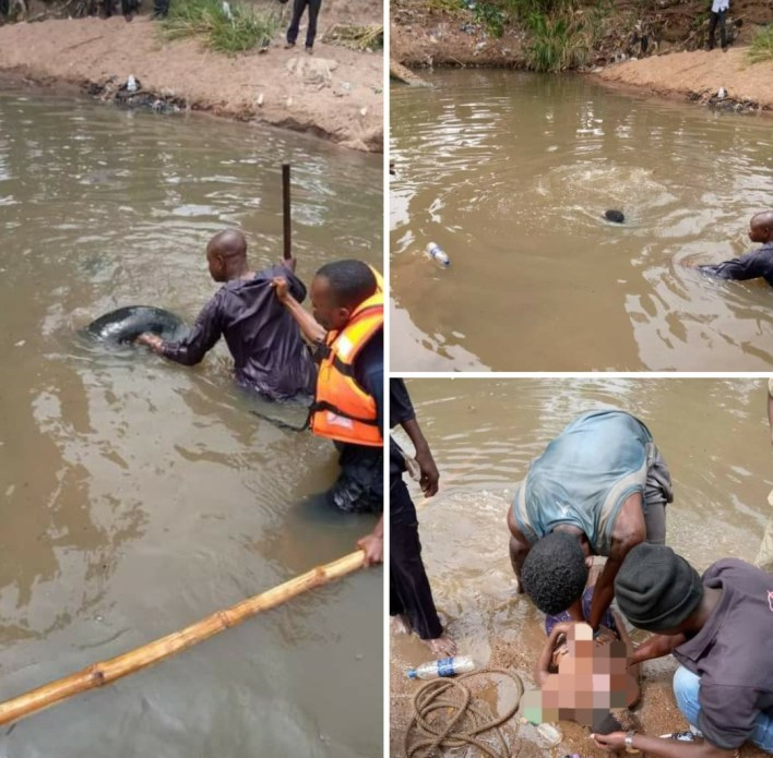 12-year-old boy drowns while swimming with friends in Kwara