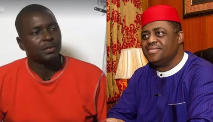 Fani-Kayode's Ex-Security Guard Claims FFK's Ex-Wife, Precious, Tried To Seduce Him Several Times (Video)