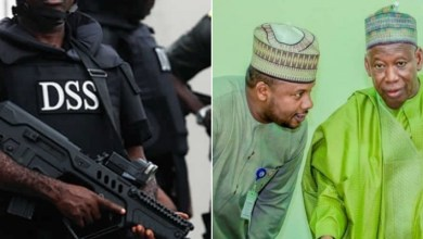 Sacked Ganduje's aide Yakasai released from DSS custody
