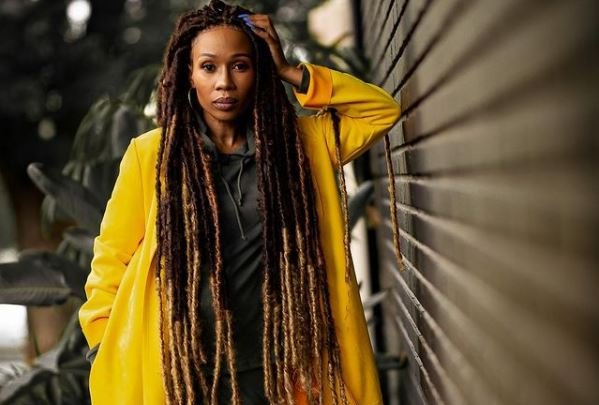 Dineo Ranaka shocked by her grandmother's latest revelation (Video)