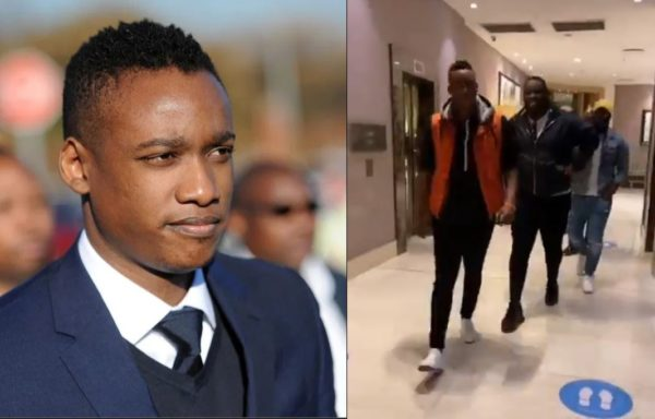 """Duduzane confused ""Imali Eningi"" trend with Presidential race"" 