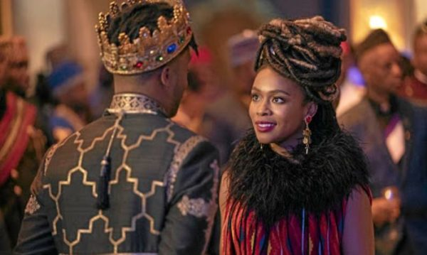 Nomzamo Mbatha made me realise my African accent is poor – Eddie Murphy