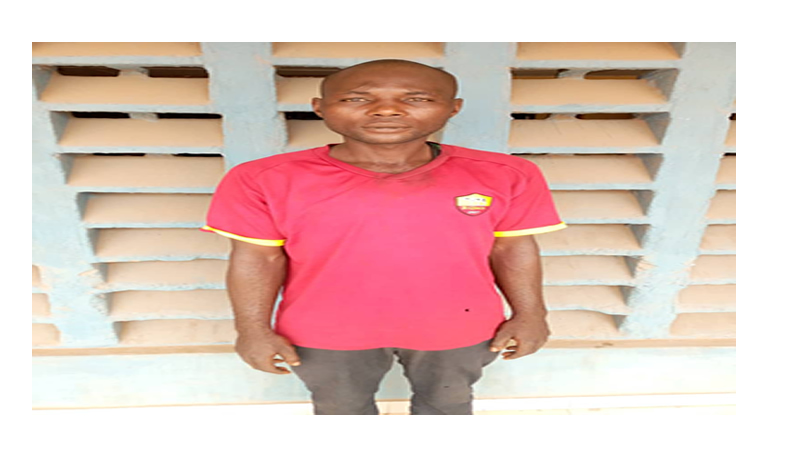 Man arrested for allegedly raping neighbour's 4-year old daughter in Ogun