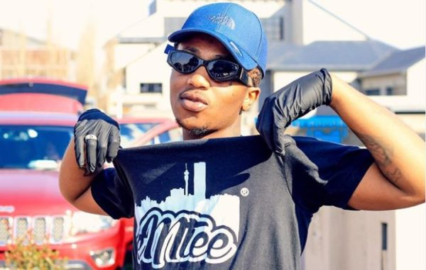 Emtee says he will smoke more, after being advised to stop (Video)