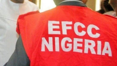 Alleged money laundering: EFCC re-arraigns Justice Ofili-Ajumogobia, clears Obla SAN