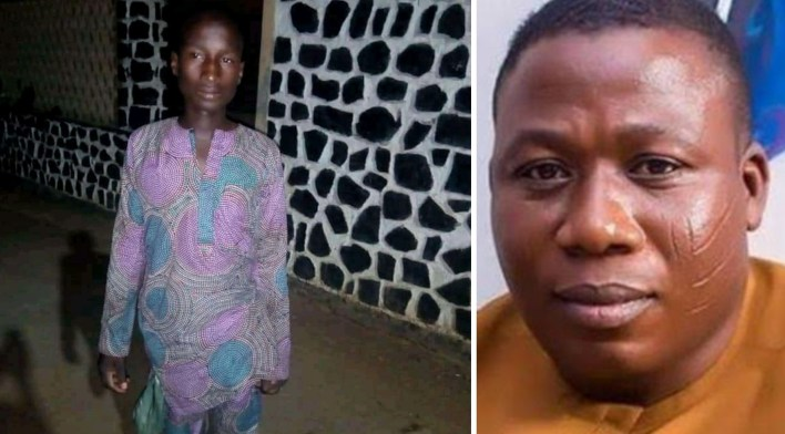 BREAKING: One arrested as suspected herdsmen reportedly attack Sunday Igboho mother's residence