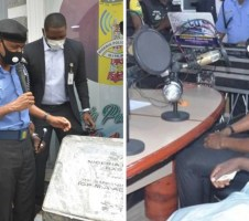 IGP commissions police radio station in Abuja