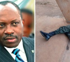 JUST IN: Three Policemen killed, others missing as gunmen attack former CBN gov, Soludo in Anambra (PHOTOS)