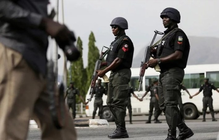 Police arrest three persons for posing as spirits to defraud their victims in Katsina