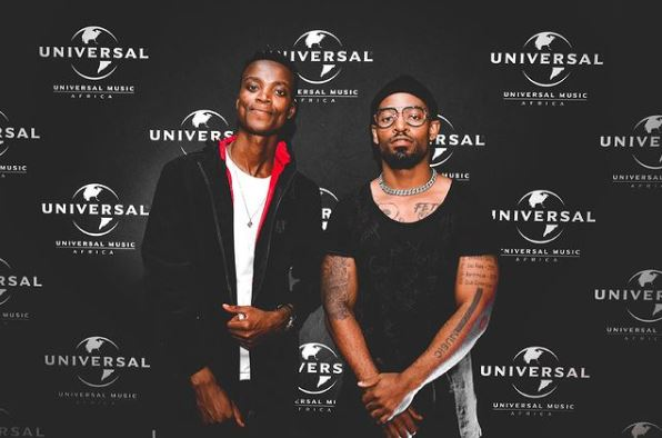 Prince Kaybee pens down sweet note to King Monada