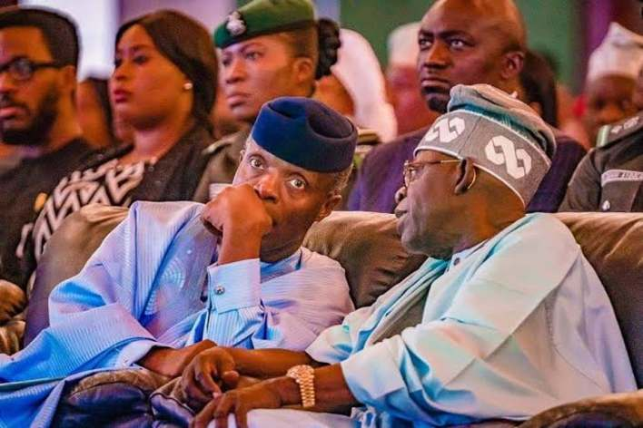 Why Osinbajo can't attend Tinubu's 69th birthday colloquium in Kano – Spokesman