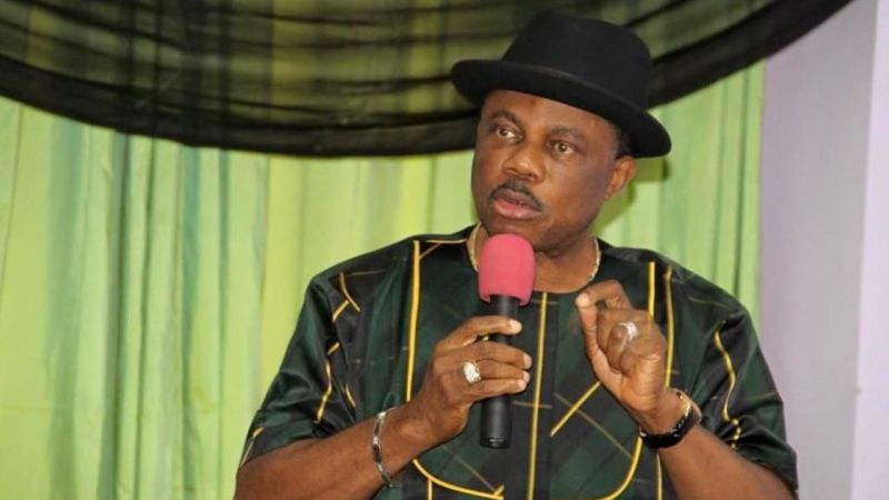 Gov. Obiano bans tinted-glass vehicles, covered number plates in Anambra