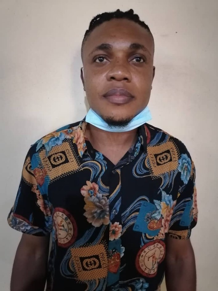 PHOTOS: 10 young men convicted for internet fraud in Warri