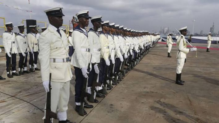 Nigerian Navy releases names of 2021 DSSC 28 successful candidates