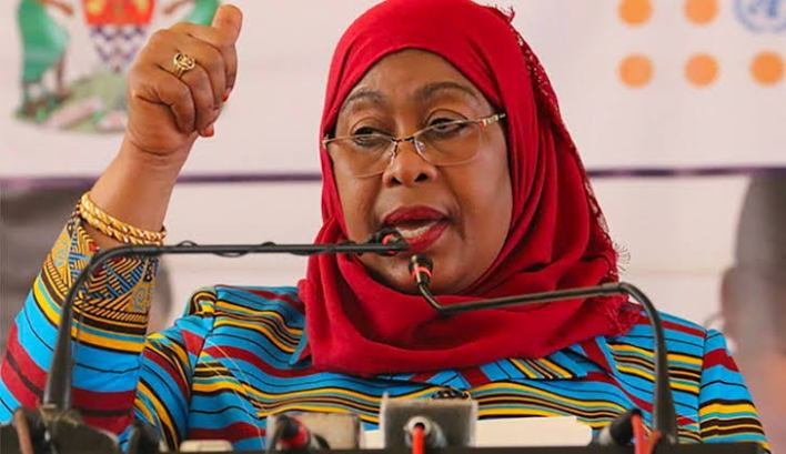 Tanzania's Hassan to make history as first female president