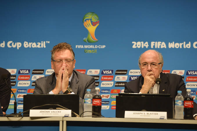 FIFA extends ban on Blatter, Valcke by six years