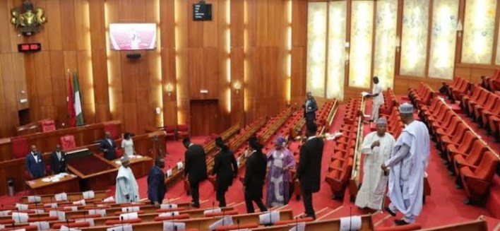 BREAKING: Senate adjourns plenary till April 13