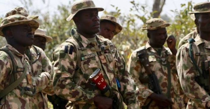 Soldiers foil abduction of schoolchildren by bandits in Kaduna