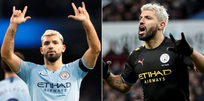 Manchester City legend, Sergio Aguero announces he's leaving the club at the end of the season