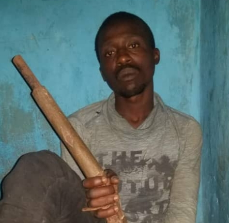PHOTOS: Police nab traffic robbers in Lagos