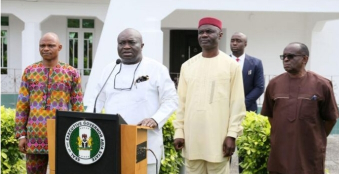 Abia places security agencies on alert over 'plot to attack key locations'