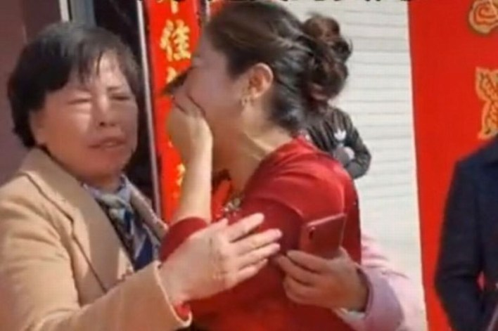 Woman finds out on her son's wedding day that his bride is actually her long-lost daughter