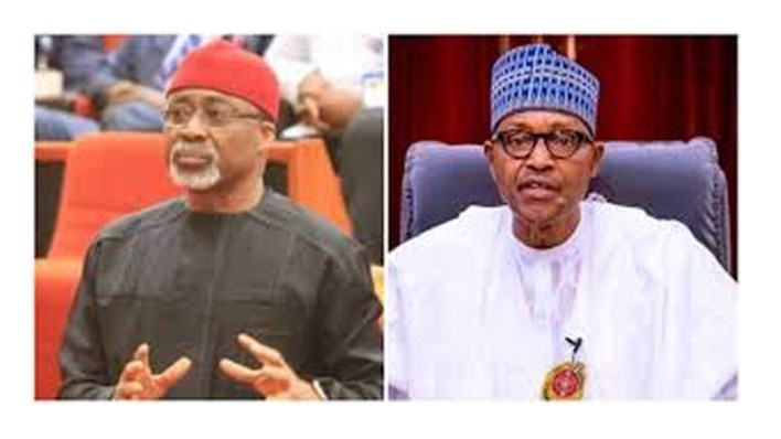 Buhari 'medical tourist' for traveling to London for routine check-up – Abaribe