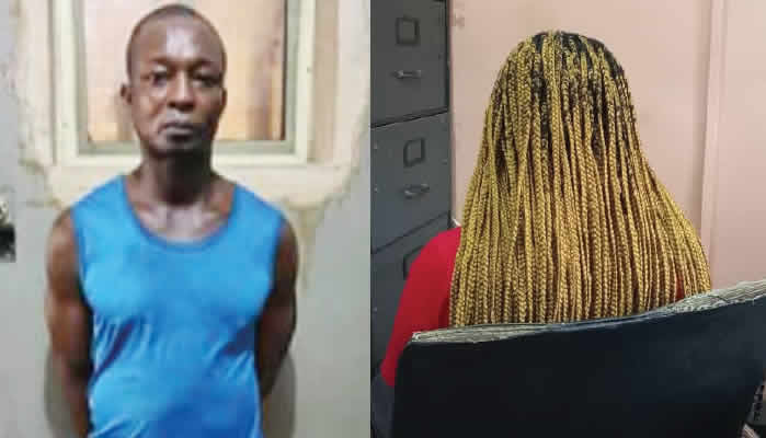 Lady narrates how her father's friend raped her, filmed the act in Lagos