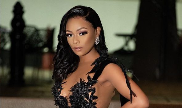 """Bonang Matheba on why she's been quiet – """"There's funeral in my family"""""""