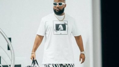 Cassper Nyovest tells frustrated troll to have a good sleep