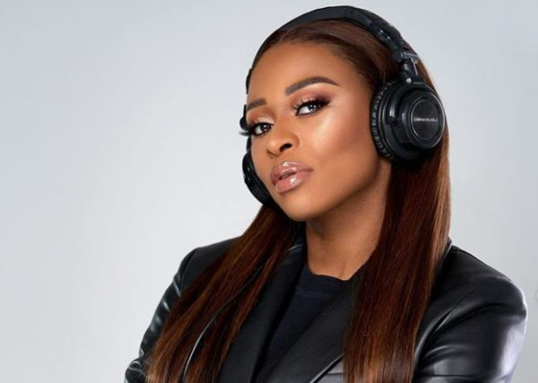 DJ Zinhle celebrates as her music video, 'Indlovu' hits 700k views on YouTube
