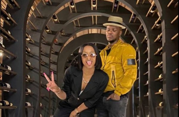 DJ Zinhle gushes over thoughtful gift from boyfriend, Murdah Bongz