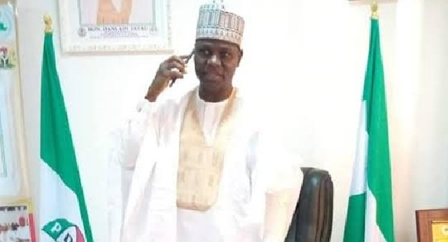 Nasarawa Assembly's Minority Leader joins APC