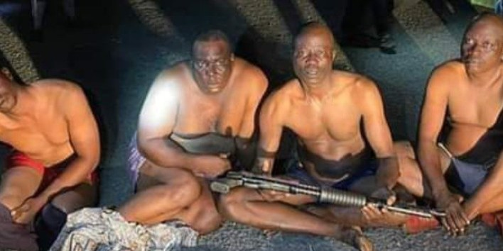 Four hoodlums arrested with pump-action rifles, charms at PDP South-West congress in Osun