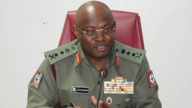 I foresaw invasion of our forests by bandits – Olonisakin
