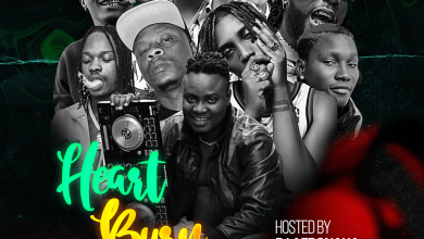 Dj AfroNaija - Heart Burn Mixtape