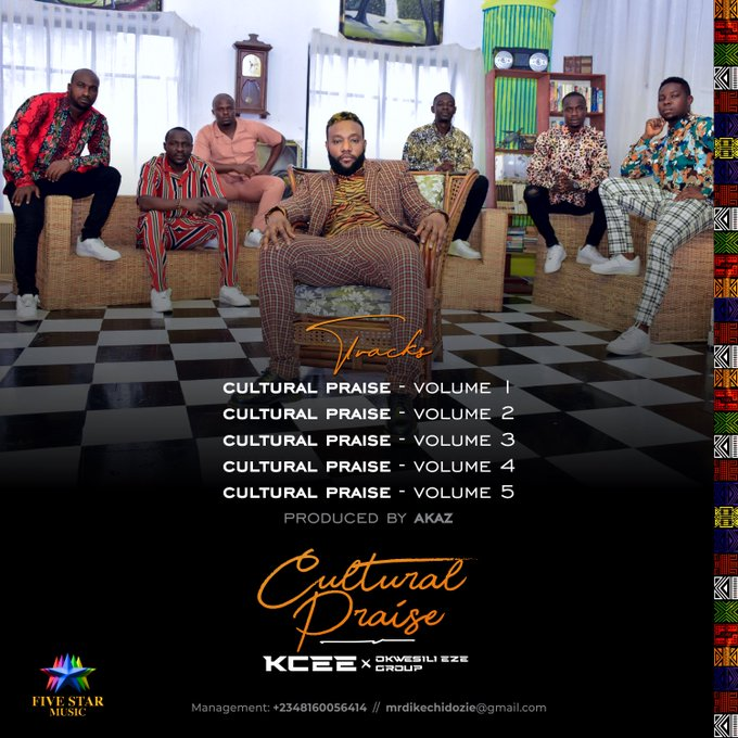 Kcee ft. Okwesili Eze Group - Cultural Praise Vol. 5