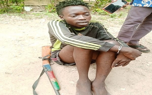 I live by roadside to make kidnapping easy – Suspect reveals