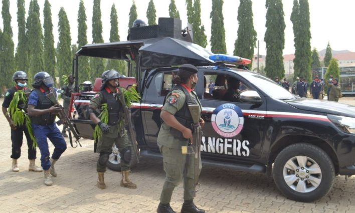 Suspected attacks: NSCDC deploys special operatives at airports