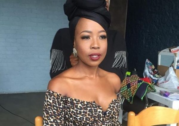 Ntsiki Mazwai on being ready to stand with victims of rape and gender-based violence (GBV)