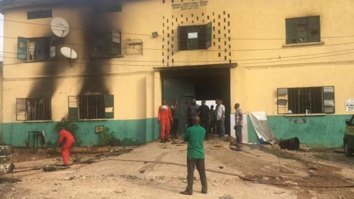 Imo Jailbreak: NCS releases names and photos of some of the escaped inmates