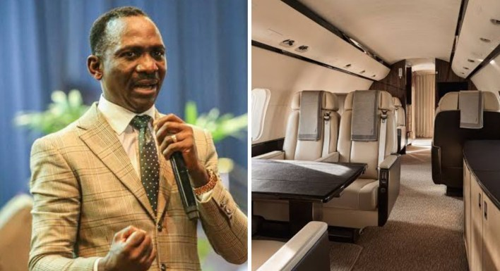 Dunamis Pastor, Paul Enenche clears air on alleged buying of private jet