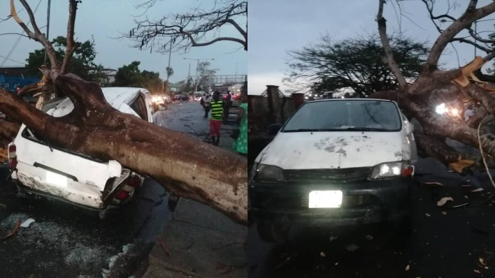 Three hours rainstorm wreaks havoc in Calabar, destroys hospital wards