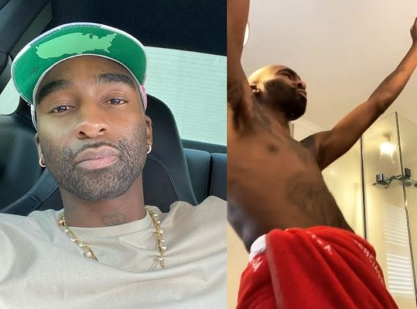 Riky Rick gets possessed by Uncle Vinny (Video)