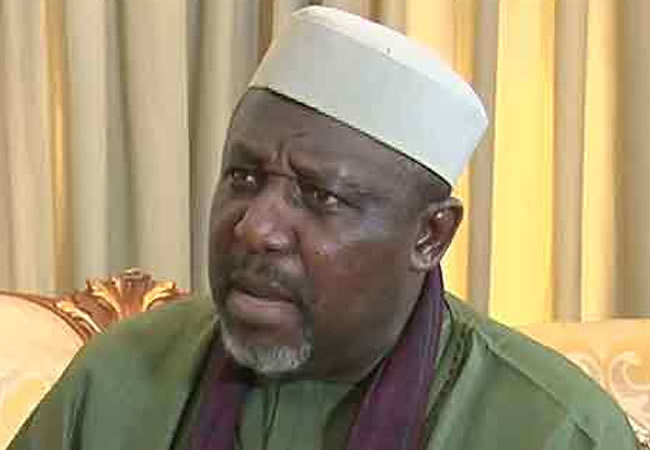 Okorocha explains how to tackle insecurity