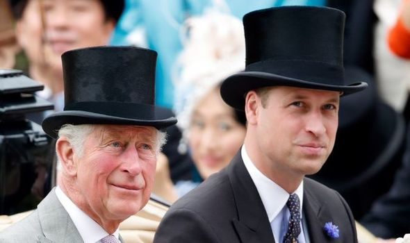 Prince William should be next monarch and not Prince Charles, new public poll says