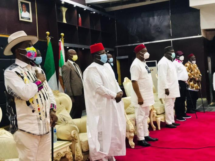 South-East launches joint security outfit codenamed EBUBEAGU